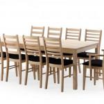 H220 Petra Spisebord  H112 Varde stol  H110 stol
