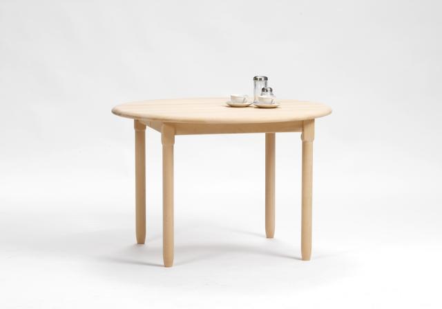 H230 rundt spisebord   vannerup møbelfabrik : vannerup møbelfabrik