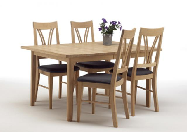 H215 venø spisebord   vannerup møbelfabrik : vannerup møbelfabrik